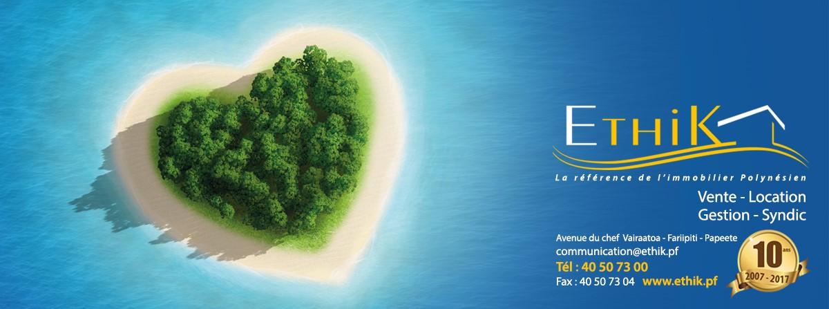 Ethik immobilier Tahiti